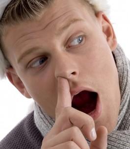 muž s veľkým nosom